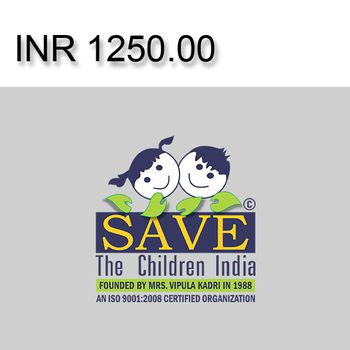 Save the Children India - Donate 5000 JPMiles