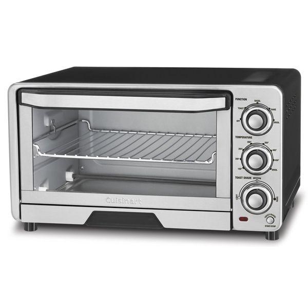 Cuisinart TOB-40 Custom Classic™ Toaster Oven BroilerImage