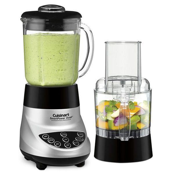 Cuisinart SmartPower Duet® Blender & Food ProcessorImage