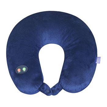 Viaggi Vibrating Neck Massaging Pillow