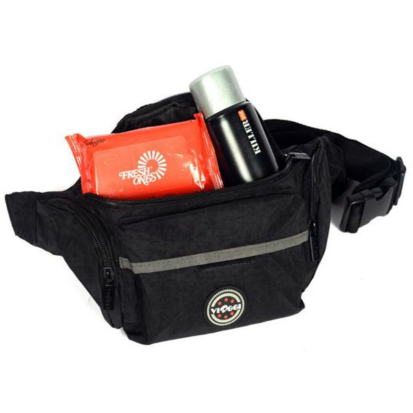 Viaggi Unisex Waist Bag Image