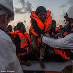 Médecins Sans Frontières Lifejacket