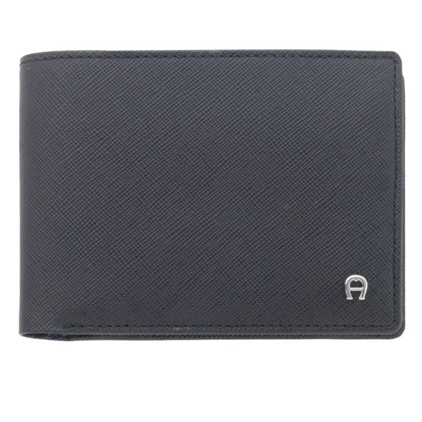 Aigner Mens Wallet with Coin Compartment Image