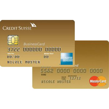 CS Duo Gold American Express Business