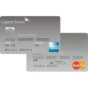 CS Duo Silver American Express Business