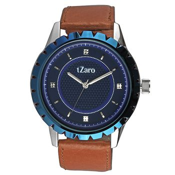 tZaro Z2412BLRNASB Mens Wrist Watch