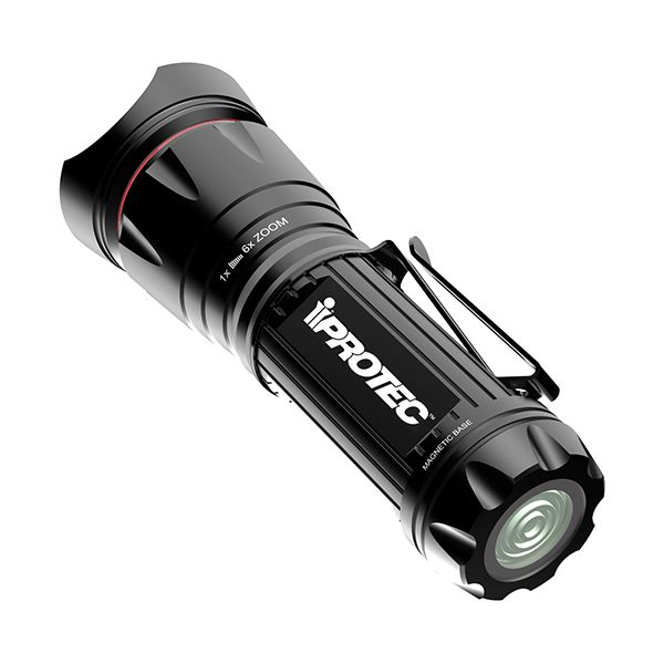 iProtec PRO 250 LED Tactical FlashlightImage
