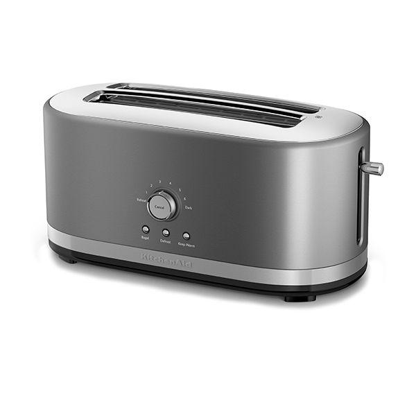KitchenAid 4-Slice Long Slot ToasterImage