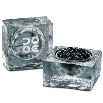Oona Caviar N°103 Traditionnel 50g mit Ice Cube