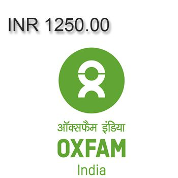 Oxfam India - Donate 5000 JPMiles