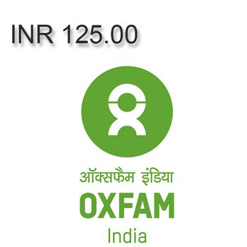 Oxfam India - Donate 500 JPMiles