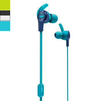 Monster iSport ACHIEVE In-Ear Headphones with Mic