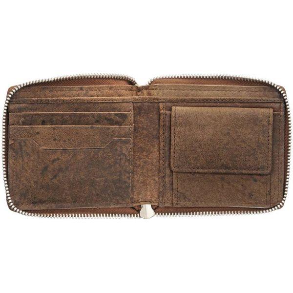 Teakwood WLT92 Men's Leather WalletImage