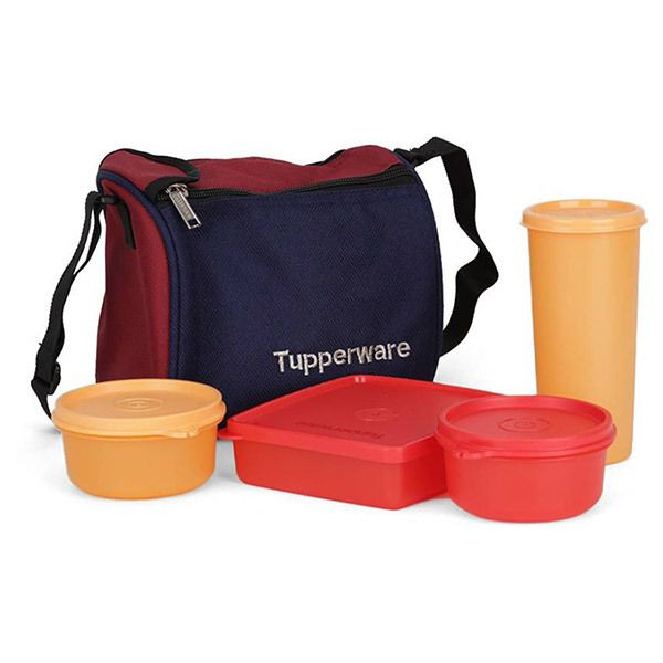 Tupperware BEST Lunch Box Image