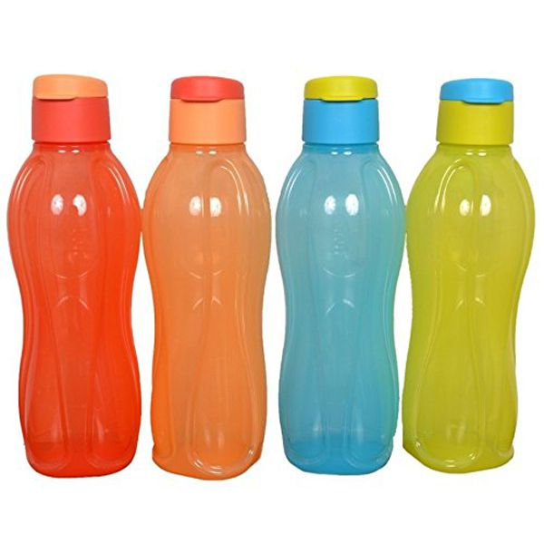Tupperware FLIPTOP Bottle Set 1l, 4pcs Image