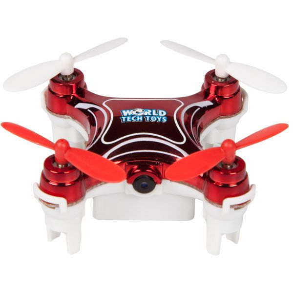 World Tech Toys NEMO 2.4GHz 4.5CH Camera RC Spy DroneImage