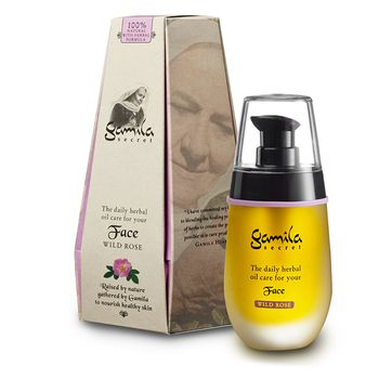 Gamila Secret Wild Rose Face Oil 50ml