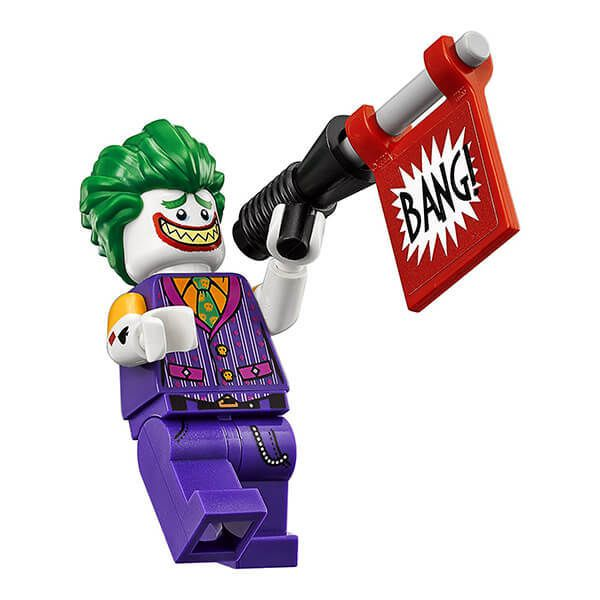 Lego BATMAN The Joker Notorious LowriderImage