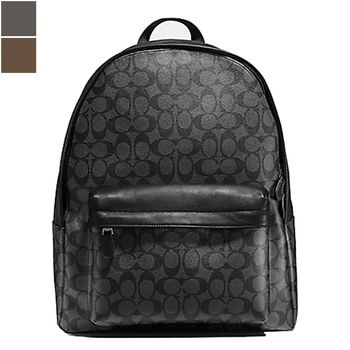 Coach CHARLES SIGNATURE Backpack