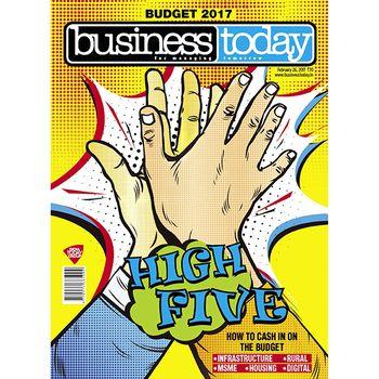 Business Today GyFTR Annual Digital Subscription Gift Voucher