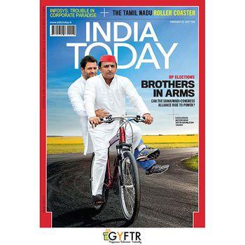 INDIA TODAY English GyFTR Digital Annual Subscription Voucher
