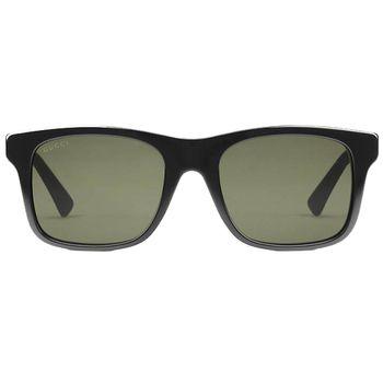 Gucci Men's Square Sunglasses GG0008S