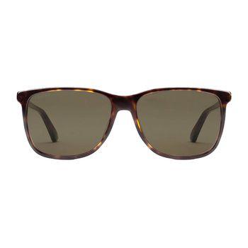 Gucci Men's Square Acetate Sunglasses GG0017S