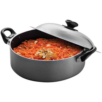 Maple EX-275 Non-stick Universal Pan with Lid