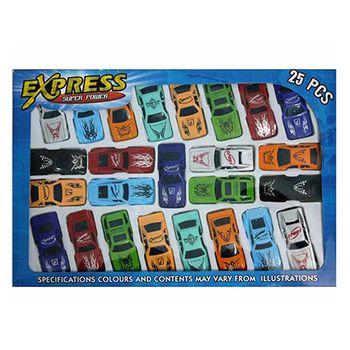 RewardBig Express Car Set 25pcs