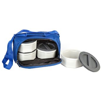 Power Plus ZIPPY DELIGHT Lunch Box