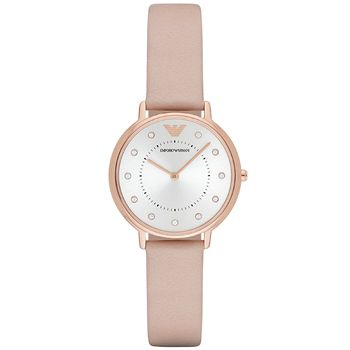 Emporio Armani KAPPA Ladies Watch - Leather Strap