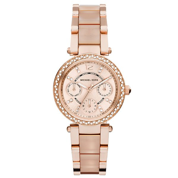 Michael Kors MINI PARKER Ladies Mutlifunction Watch Image