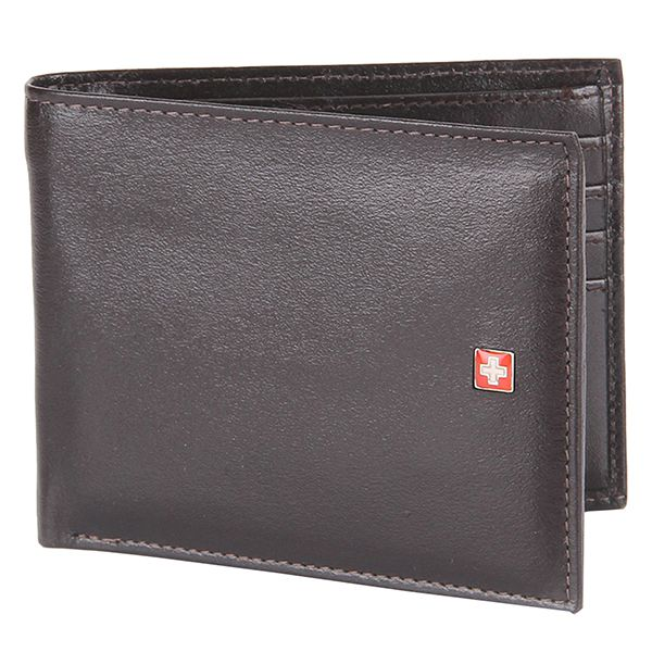 Swiss Military LW-1 Leather Wallet Image