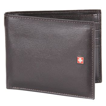 Swiss Military LW-1 Leather Wallet
