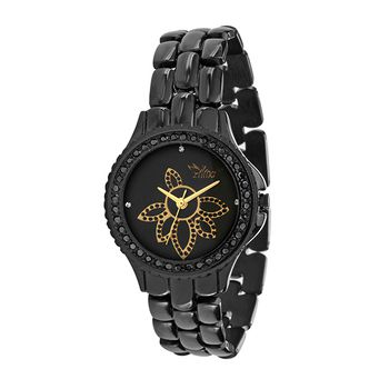 ILINA ILS5BPFLWBL Ladies Watch