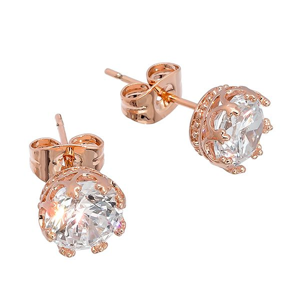 Pica LéLa Heart to Heart Necklace & Earrings SetImage