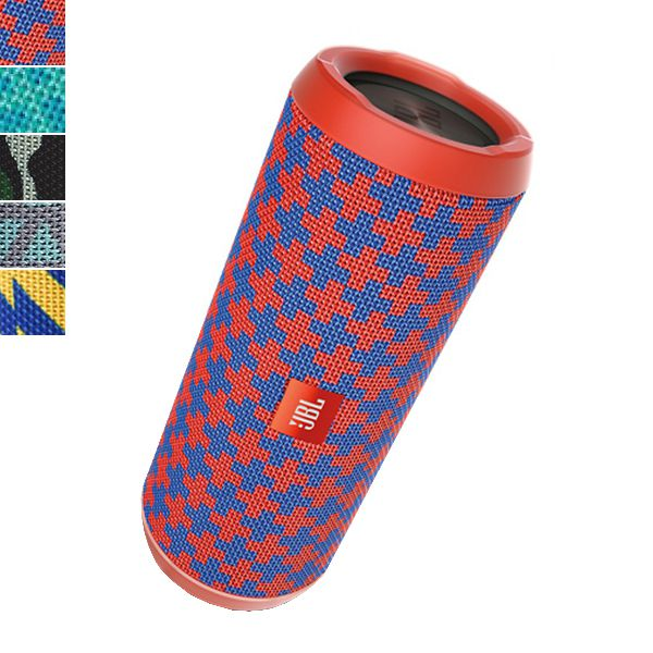 JBL Flip 4 Portable Bluetooth Speaker - Special Edition Image