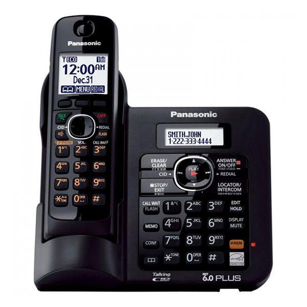 Panasonic KX-TG3811 Cordless Telephone Image