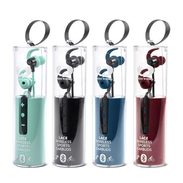 Fresh 'n Rebel LACE Wireless Sports Earbuds Image