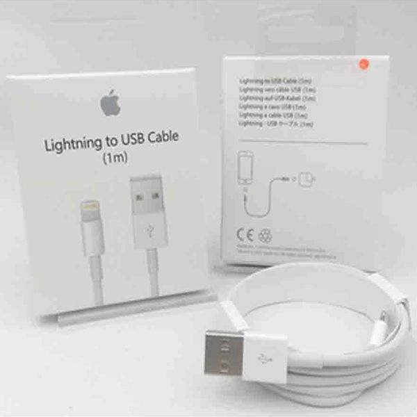 Apple Lightning to USB Cable 1mImage