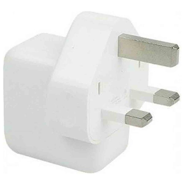 Apple USB Power Adapter 12W (UK 3-Pin)Image