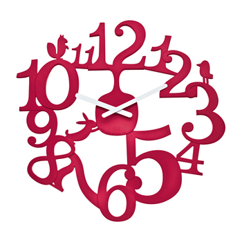 Reloj de pared [PI:P] de Koziol