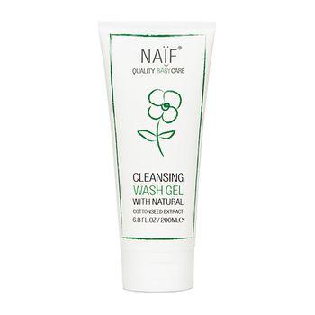 Naïf Baby Cleansing Wash Gel