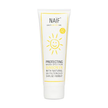 Naif Protecting Sunscreen SPF 50, 100ml