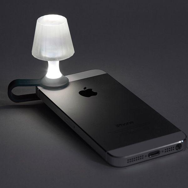 Peleg Lampadina per smartphone LUMAImmagine