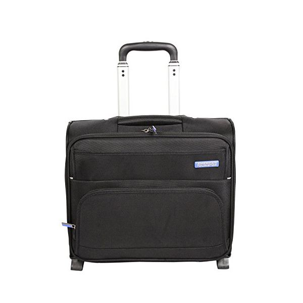 American Tourister WILBER OVERNIGHTER Rolling Tote Image