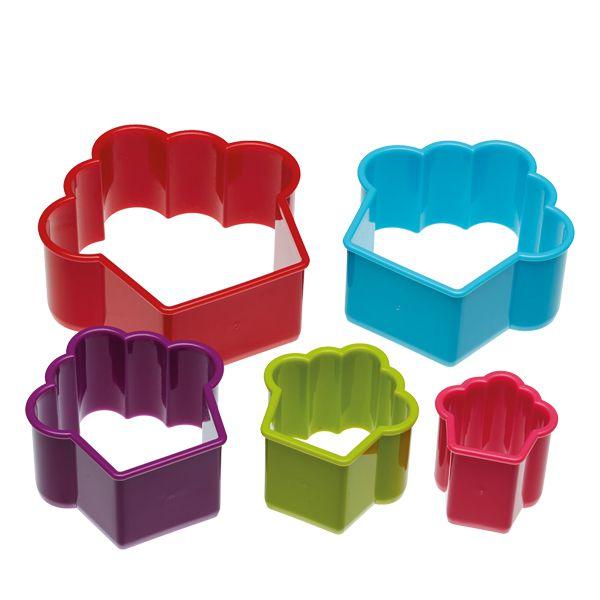 Colourworks Formine per biscotti – set da 5 pezziImmagine