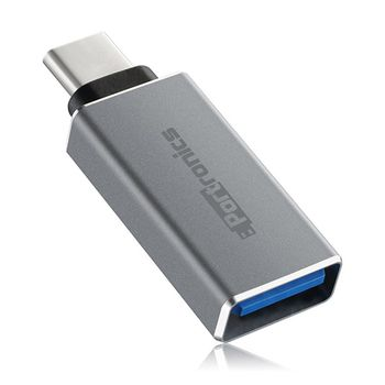 Portronics GRAB Y Type-C to USB 3.0 Connector