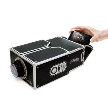 Projecteur pour smartphone − Luckies