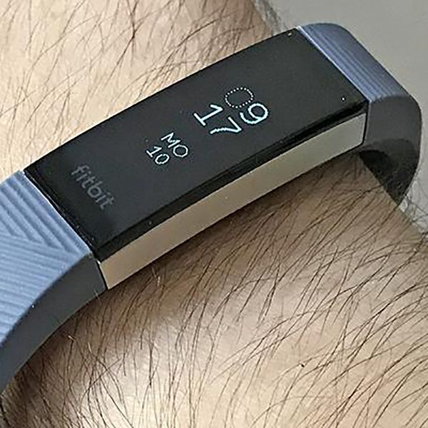 Fitbit ALTA HR Fitness TrackerImage